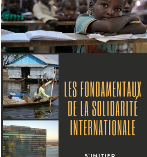 "Publication : ""Les fondamentaux de la Solidarité Internationale"""