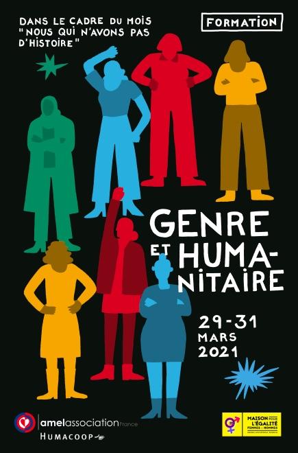 genre et humanitaire